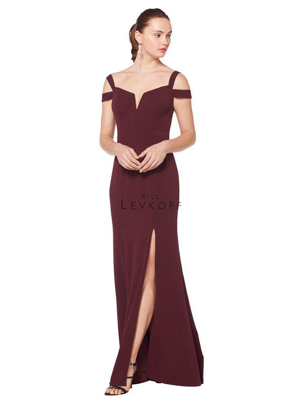 db98bf9dccb Bill Levkoff 2019 collection bridesmaid dresses