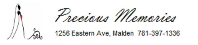 Precious Memories Bridal Shop, Formalwear, Accessories, and Tuxedos.