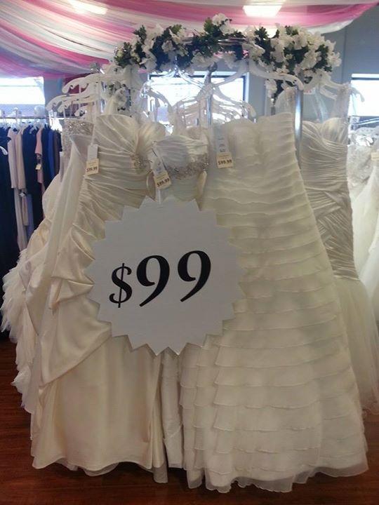 Sample Sale ⋆ Precious Memories Bridal Shop