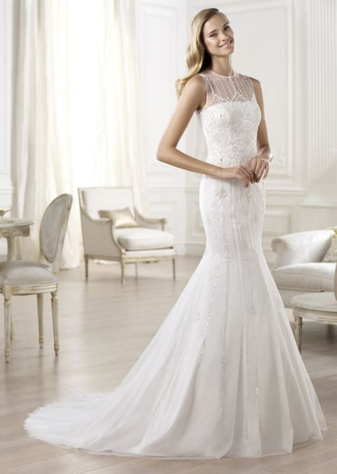 olmos by pronovias ⋆ Precious Memories Bridal Shop