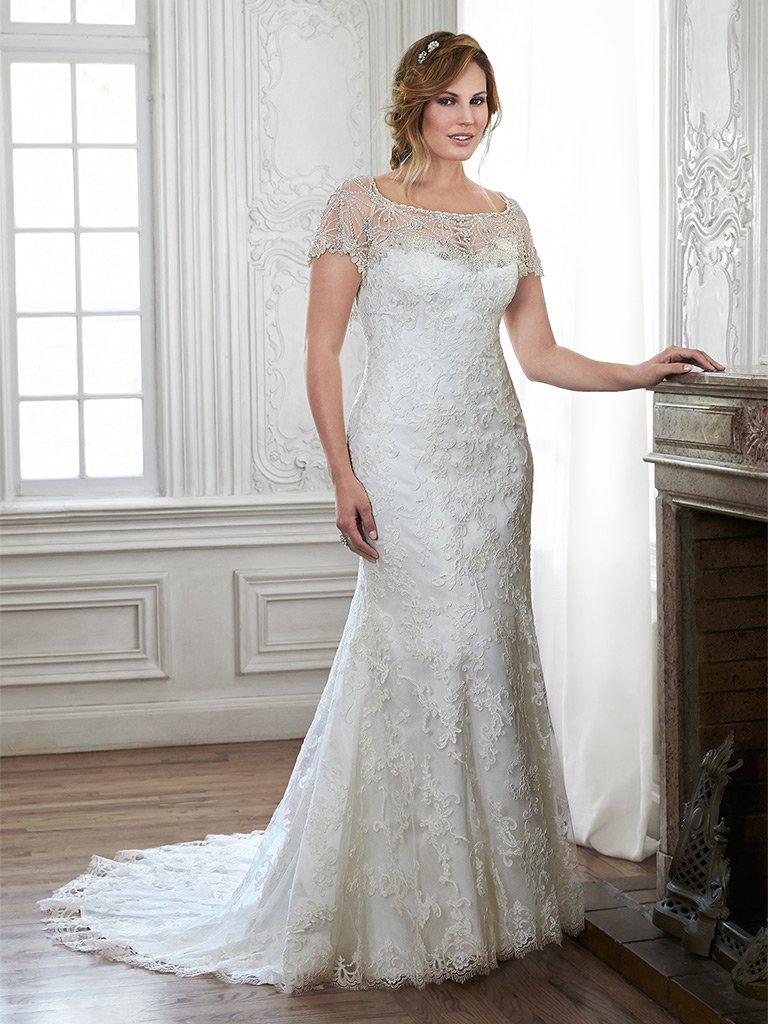 Plus size wedding dresses Precious Memories Bridal Shop in ...