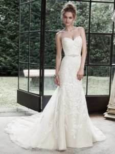 Maggie Sottero Winstyn Front View