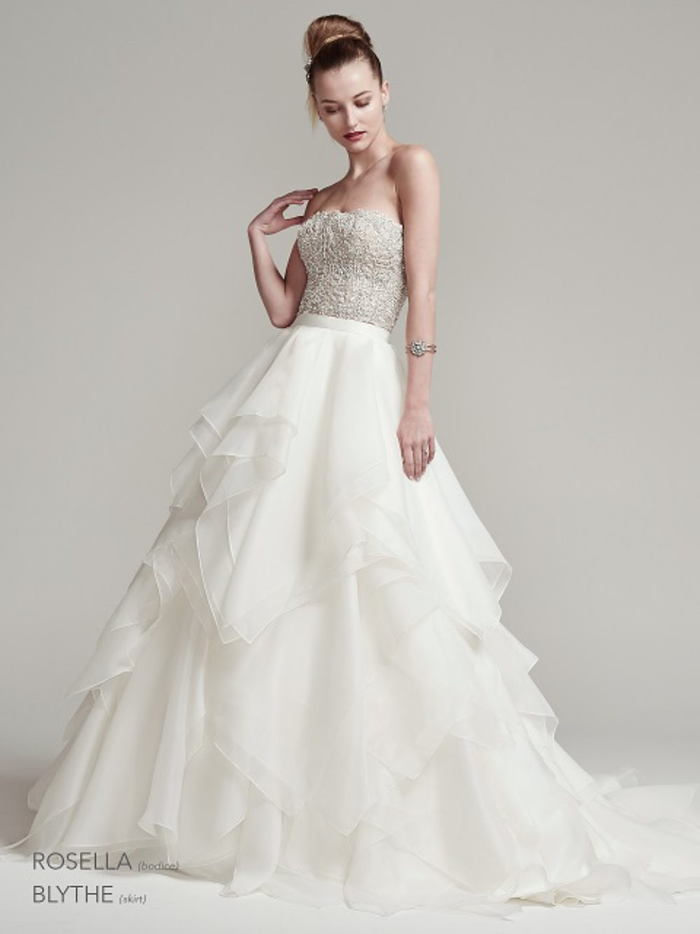 Rosella Blyth Discontinued Wedding Gowns Sale