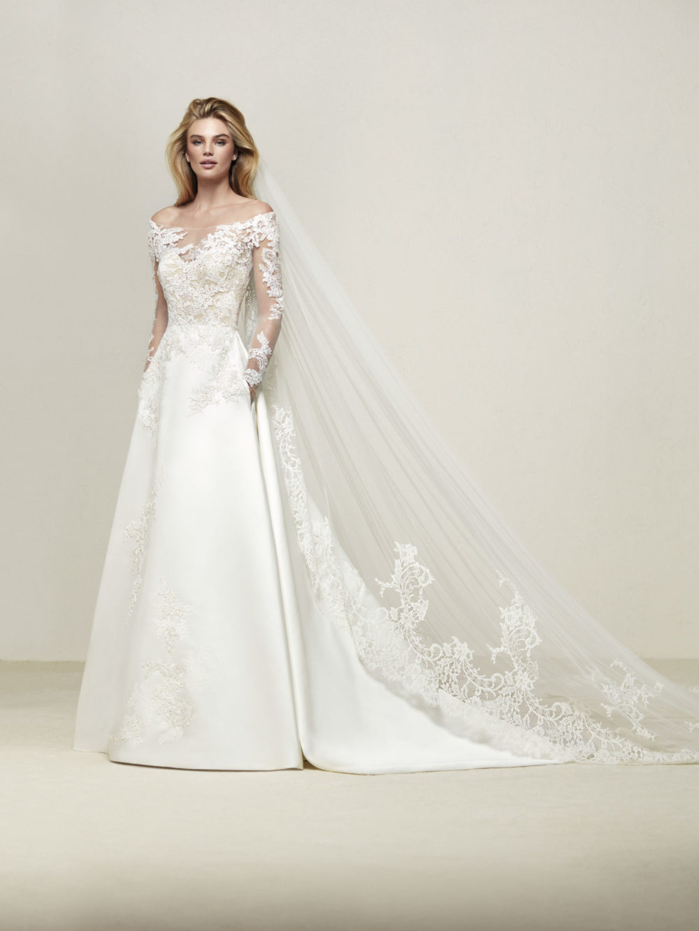 Pronovias Precious Memories Bridal Shop Formalwear