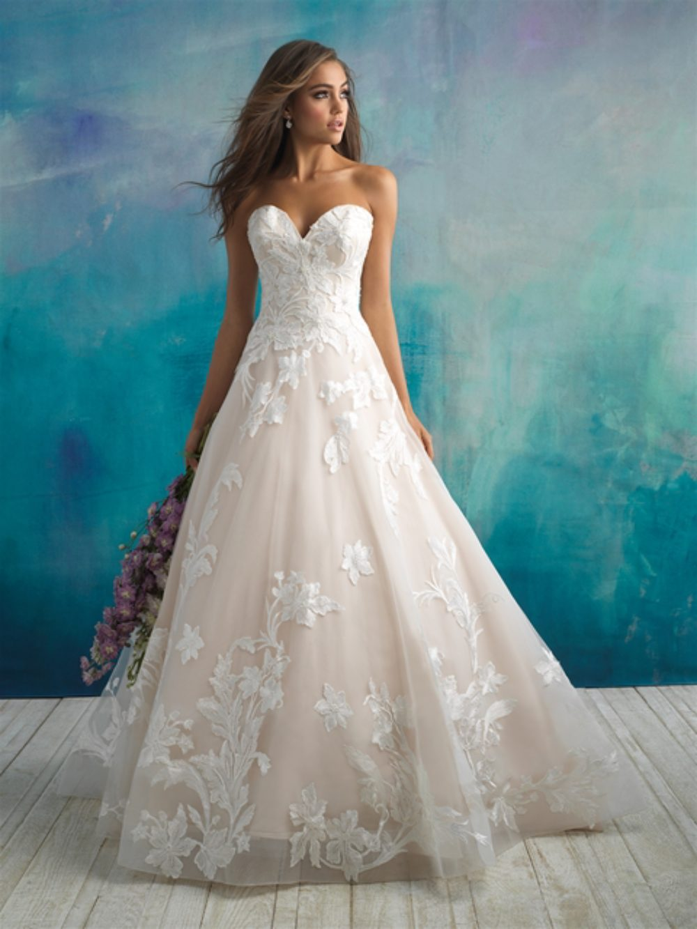 Allure and Allure Couture Wedding Dresses at Precious Memories