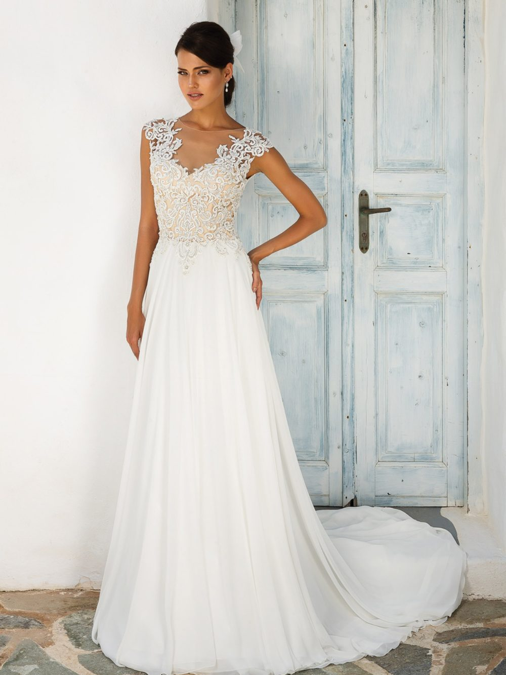 A-line Wedding Dresses ⋆ Precious Memories Bridal Shop