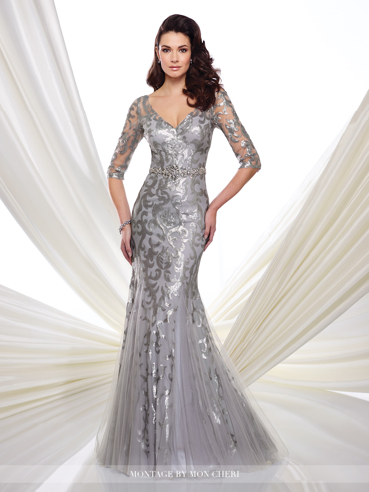b96df77938d Couture Ivonne D Mother Of The Bride Dresses 2018 For Mon Cheri ...