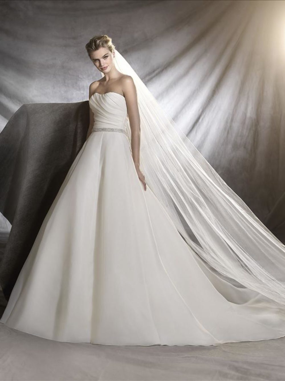 Pronovias ~ priced from $1400 – $4000 – Precious Memories