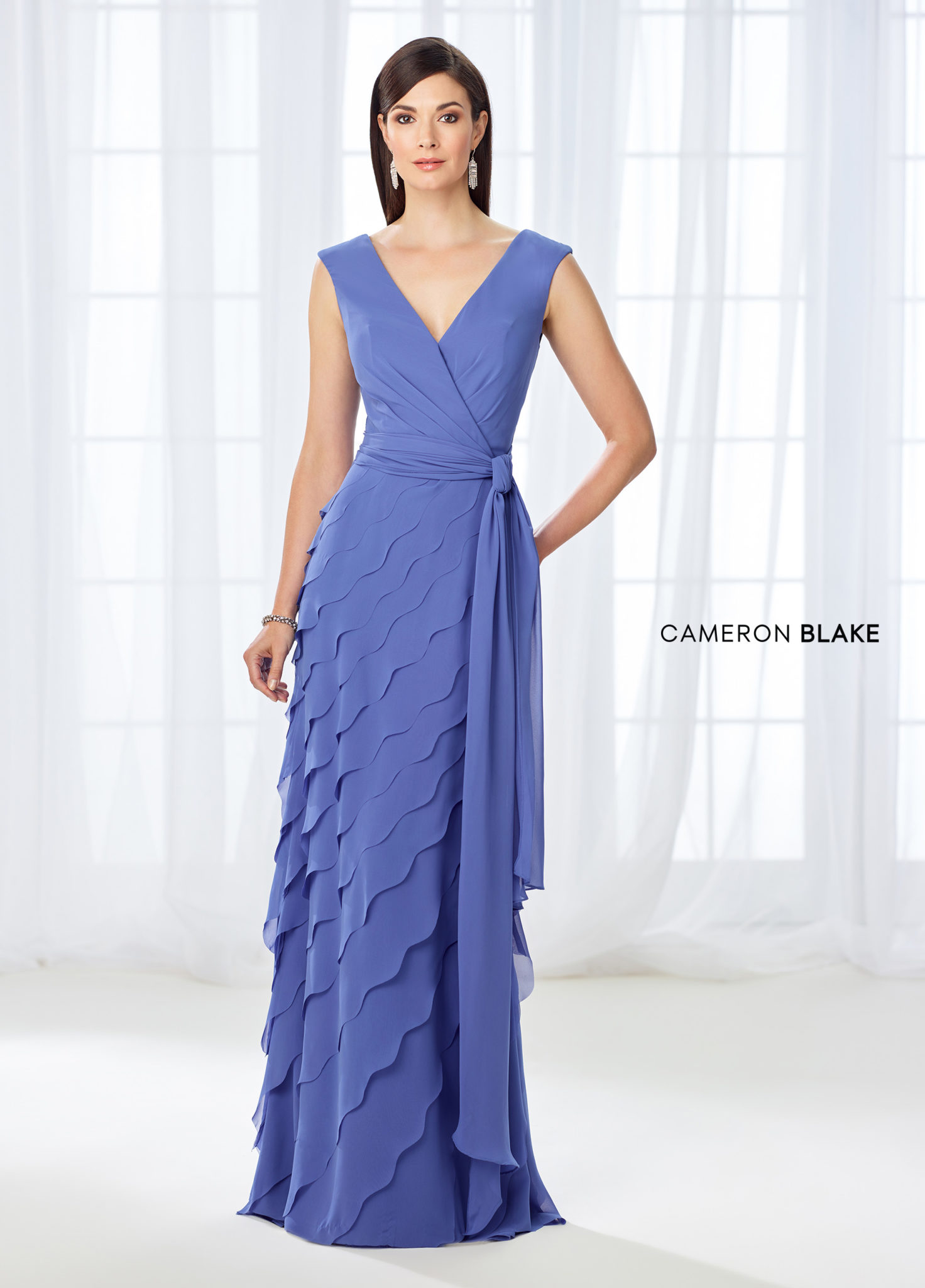 Cameron Blake Mother of the Bride gowns and dresses
