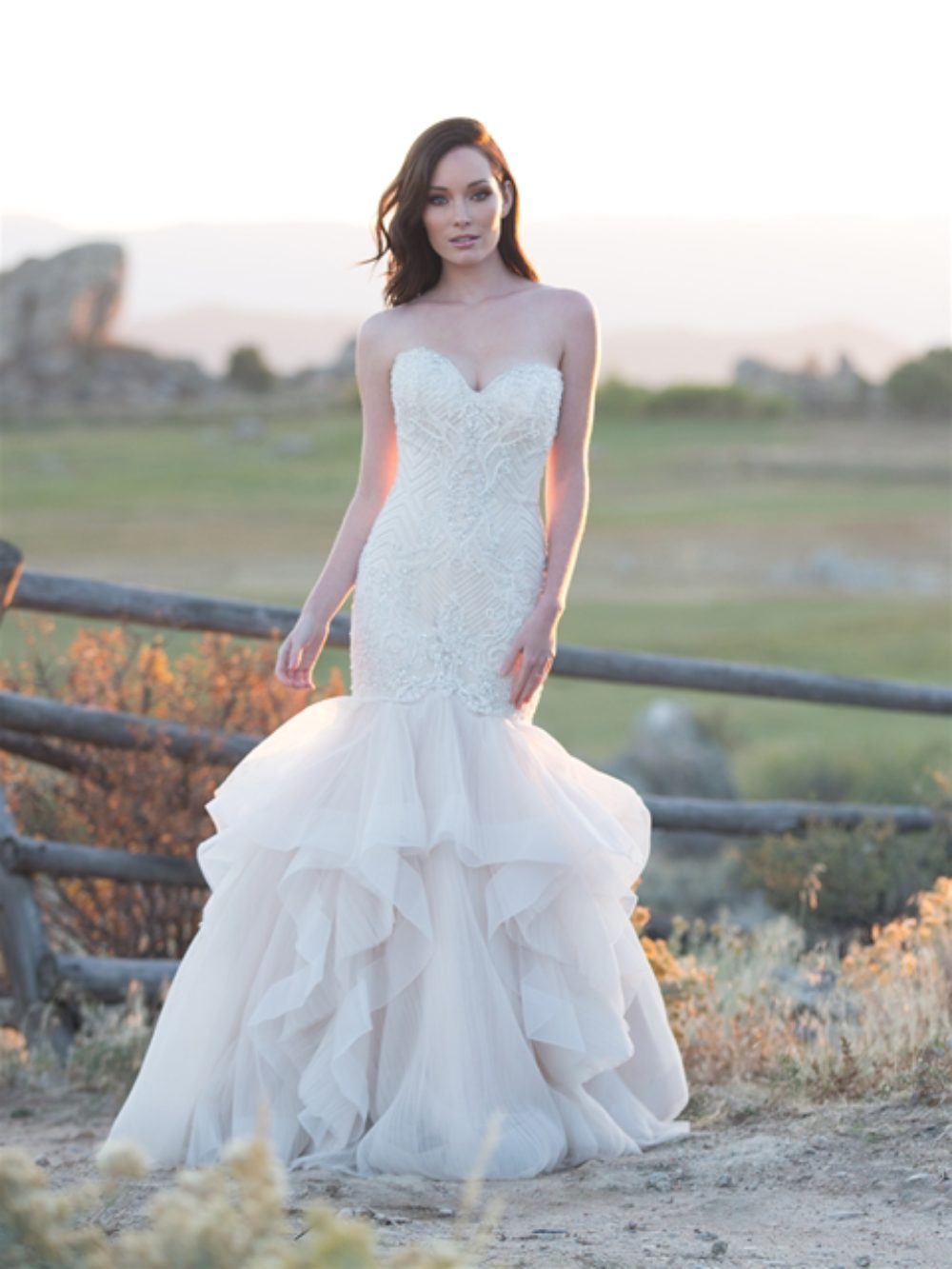 Allure and Allure Couture Wedding Dresses at Precious Memories