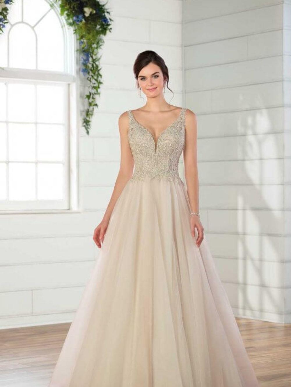 Justin Alexander Wedding Dresses from Precious Memories Bridal Shop