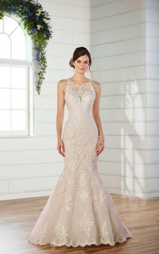 D2534. Essence of Australia Wedding Dress ⋆ Precious Memories
