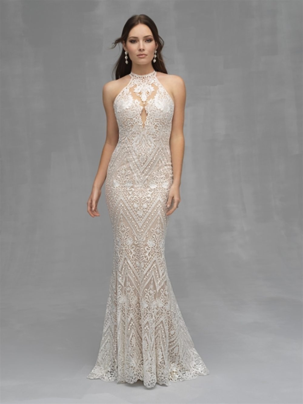 68ef4d9eac2 Wedding Dresses By Allure Couture