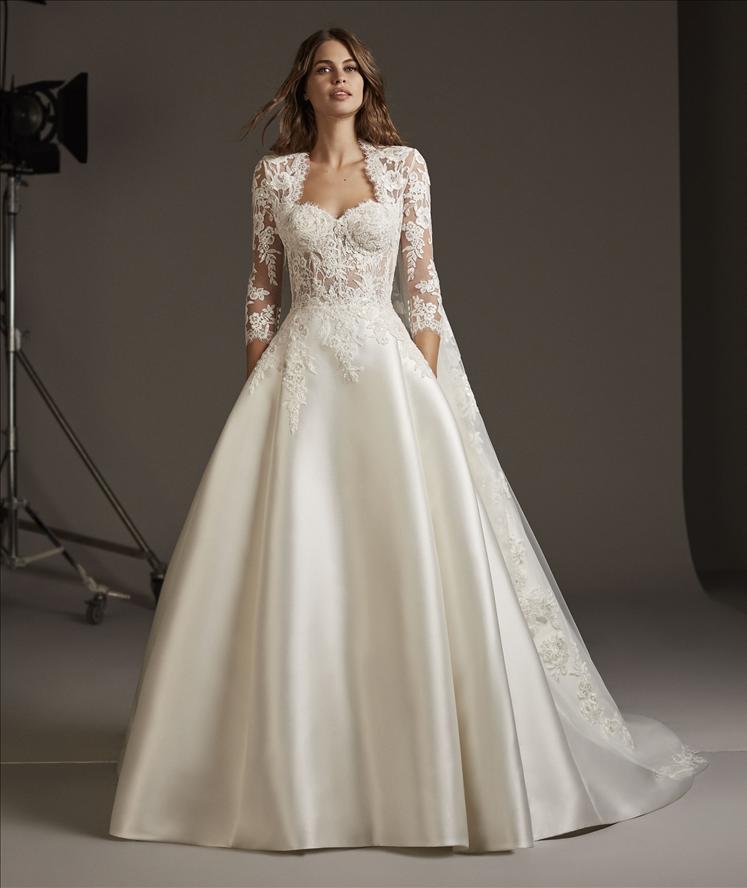 Pronovias Wedding Dresses ⋆ Precious Memories Bridal Shop