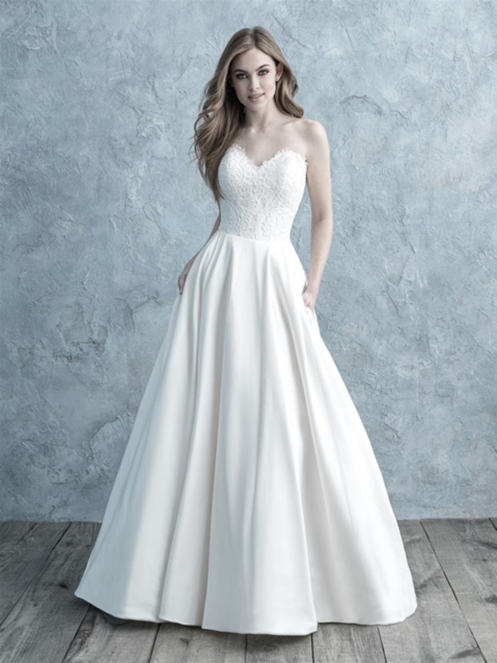 b27204ce95e67 Allure Wedding Dresses and Couture Allure at Precious Memories