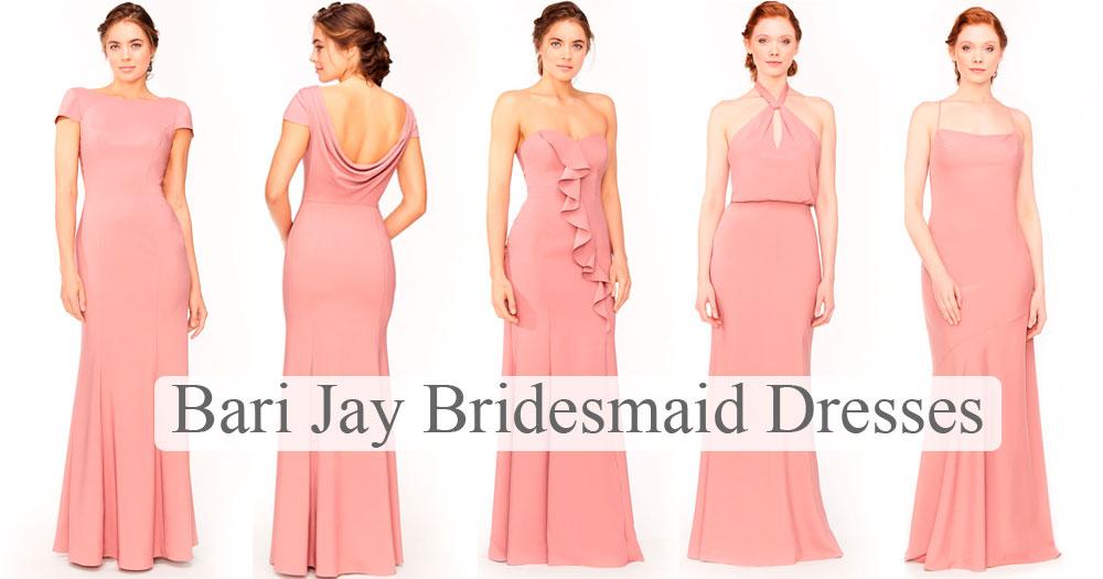 Bari Jay Bridesmaid Dresses Precious