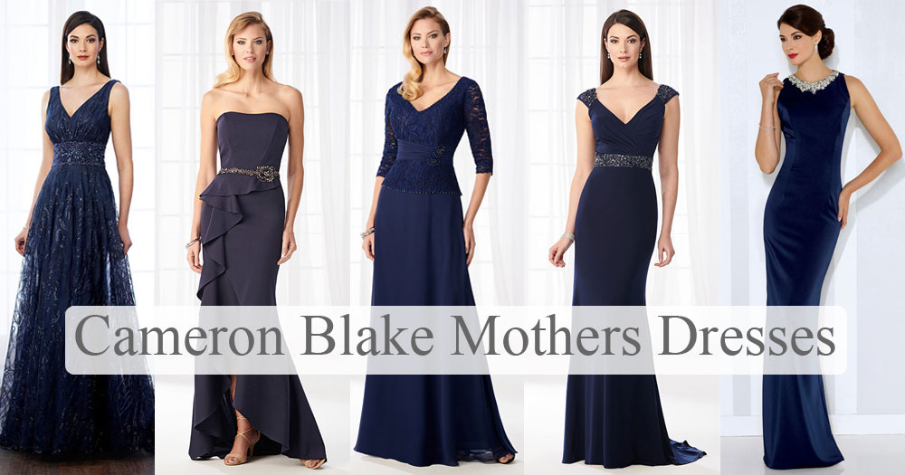 caa55556d985 Cameron Blake Mother of the Bride gowns and dresses