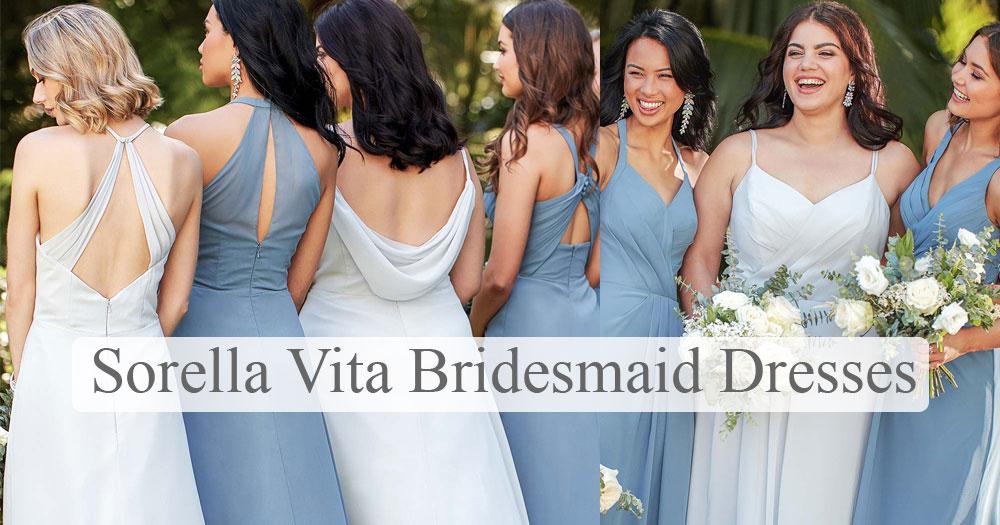 060bd8cfed1 Sorella Vita Bridesmaid Dresses ⋆ Precious Memories Bridal Shop